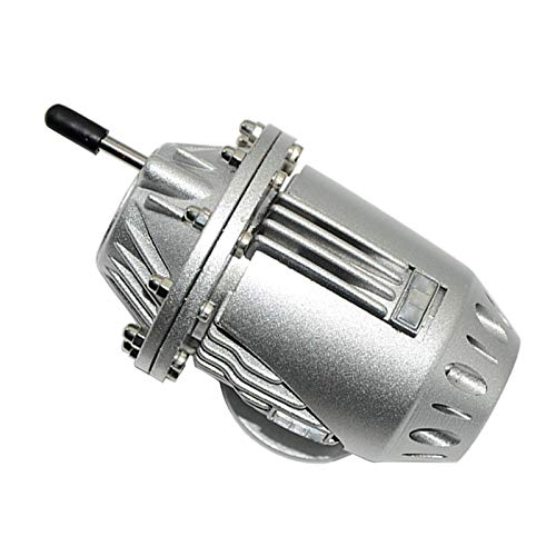 TOOGOO New Universal Hks Bov Sqv 4 Ssqv Iv Turbo Blow Off Valves JDM Silvery Color ()