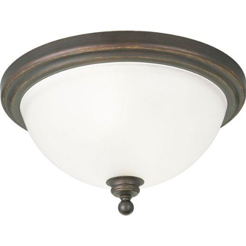 Progress Lighting P3312-20 2-Light Close-to-Ceiling