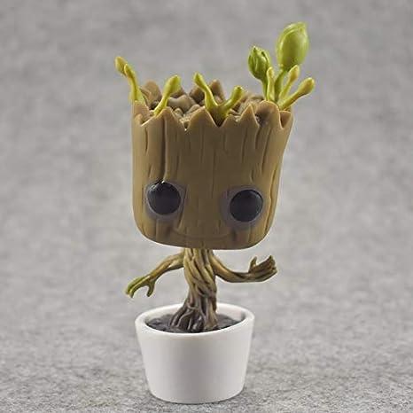 Amazon.com: Bulbasaur Planter - POP Baby Groot Flowerpot ...