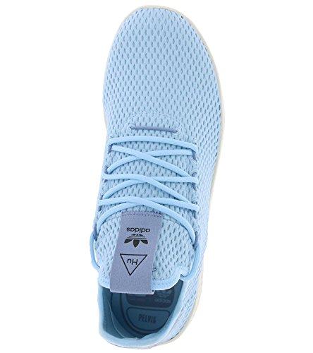 Adidas Mens Pw Tennis Hu Sneaker Iceblu, Iceblu, Tacblu