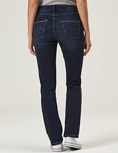 Leg Buffies With Pioneer Straigh 334 Da Dark Jeans Used blue Blue Donna Sally Blau twBqpwf