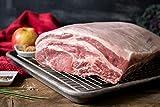 The Wagyu Shop   Berkshire Pork Kurobuta 8-Bone Rack