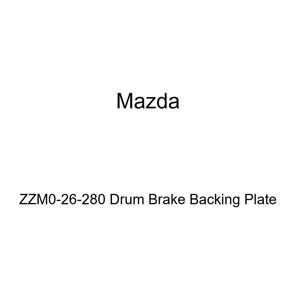 Mazda ZZM0-26-280 Drum Brake Backing Plate