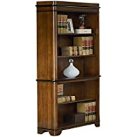 kathy ireland Home by Martin Kensington 5 Shelf Bookcase - Fully Assembled