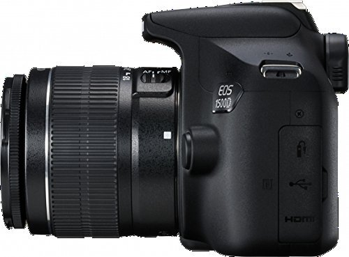 Canon 2000D with EF-S 18-55mm f/3.5-5.6 is II (Black) + 16GB Memory Card