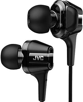JVC canal type earphone HA-FXT100