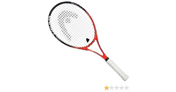 Radical Elite Tennis Racket Pre-Strung Head Light Balance 27 Inch Racquet HEAD Ti