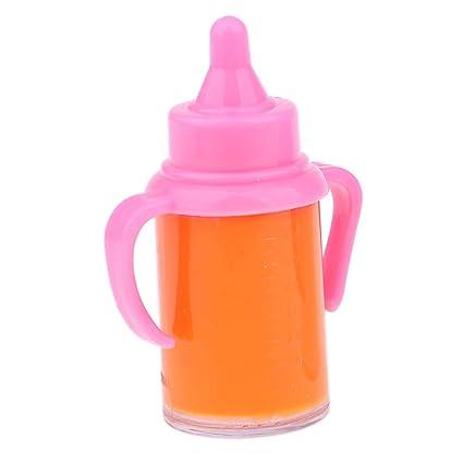 2pcs Random Color Accessories Doll Bottle Feeding Bottlevb TB