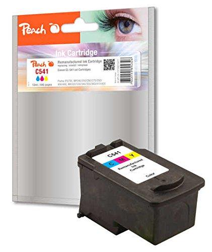 Peach Print-Head Colour, Compatible with Canon CL-541: Amazon.es ...