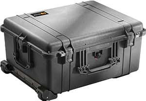 Pelican 1610 Case with Foam (Camera, Gun, Equipment, Multi-Purpose) - Black