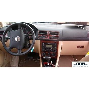 Volkswagen passat cc interior burl wood dash trim kit set 2009 2010 2011 automotive for Volkswagen passat 2000 interior