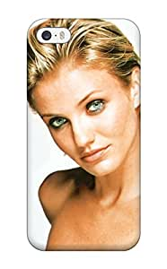 Waterdrop Snap-on Cameron Diaz 123 Celebrity Cameron-diaz People Celebrity Case For Iphone 5/5s