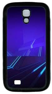 Samsung Galaxy S4 I9500 Case and Cover -Honeycomb TPU Silicone Rubber Case Cover for Samsung Galaxy S4 I9500¨CBlack