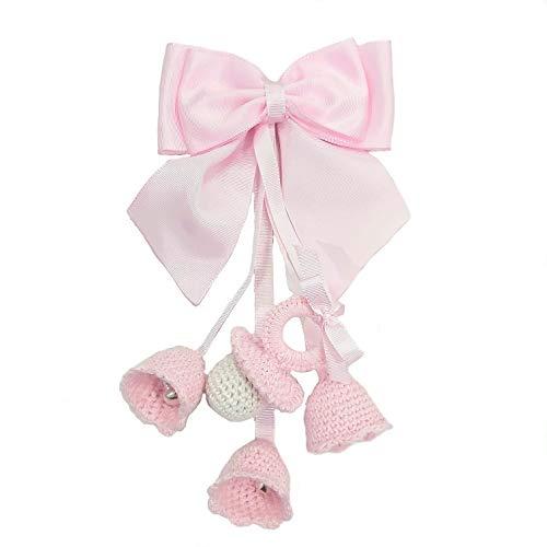 Campanillas de Crochet para carrito de bebé decorativas con ...
