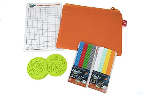 3Doodler Start Pencil Case Accessories Kit