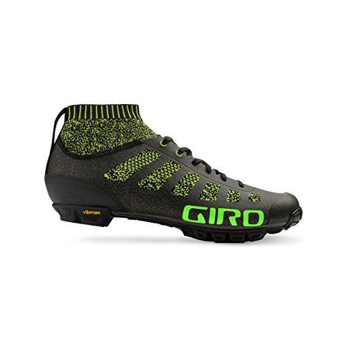 Scarpe Giro Empire VR70 Knit - Nero, Verde, 45