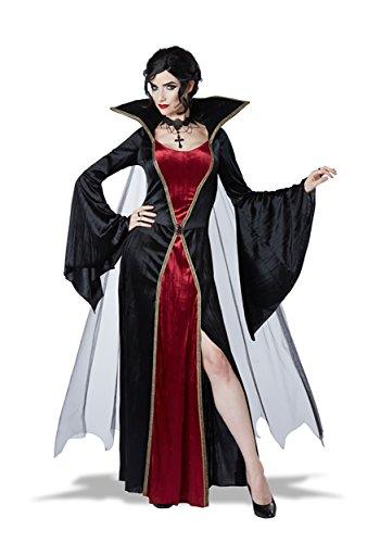 California Collections Women's Classic Vampire (Vampire Costumes Woman)