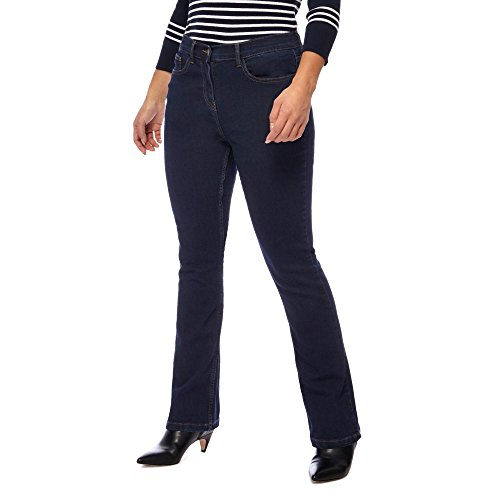 Debenhams The Collection Petite Womens Blue Bootcut Petite Jeans