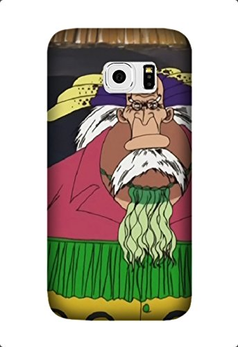 The One Piece Crocus Hard Case Cover For Samsung Galaxy S6 Edge