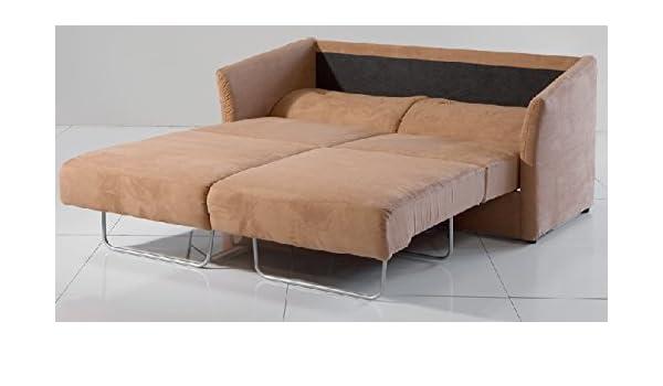 Schlafsofa Dormir Sofa Con Acolchado De Muelles Invitados Sofa Adelante Extensible 2355 Amazon Es Juguetes Y Juegos