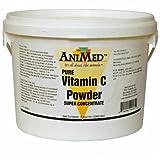 AniMed Vitamin C Pure Ascorbic Acid for Horses, 5-Pound