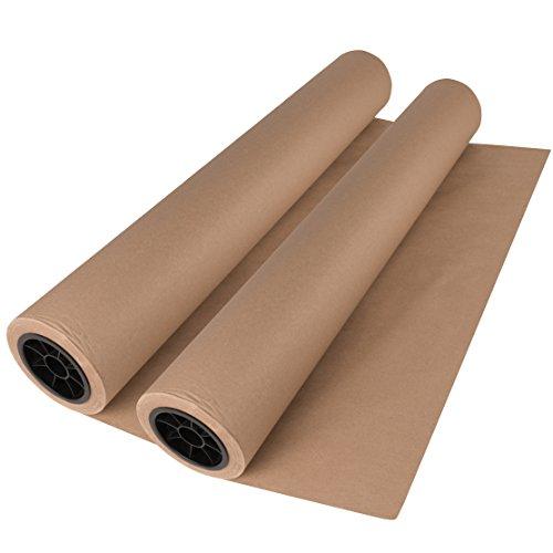 "Brown Kraft Paper Roll 30""x150 FT (1800"