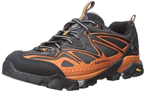 Merrell Capra Deporte de excursión el zapato Orange