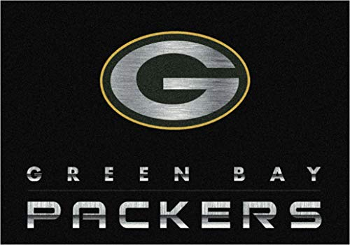 Milliken 4000199059 NFL Chrome Green Bay Packers 3'10