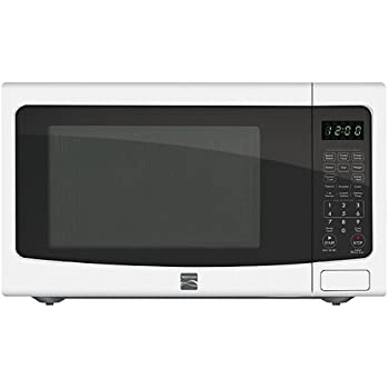 Amazon Com Kenmore 1 6 Cu Ft Countertop Microwave White