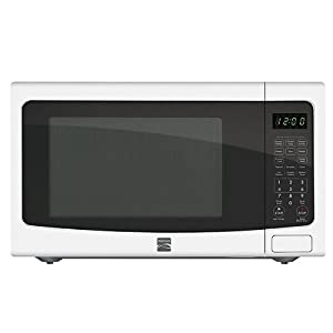 Kenmore 1.6 cu. ft. Countertop Microwave White 73162 : Great Microwave.  short of a commercial unit, this may be the best one out there.