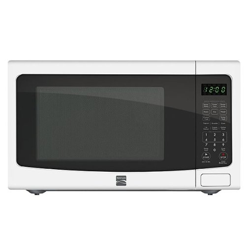 Kenmore Countertop Microwave White 73162