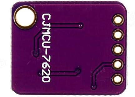 Yao 2.8V~3.3V PAJ7620U2 CJMCU-7620 9 Gesture Moving Recognition Sensor Module Purple