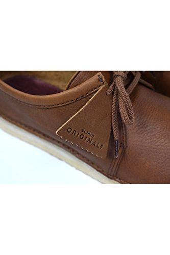 De Cordones Zapatos Hombre Marrón Originals Para Clarks vpw8fv