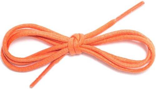 orange dress shoe laces - 1