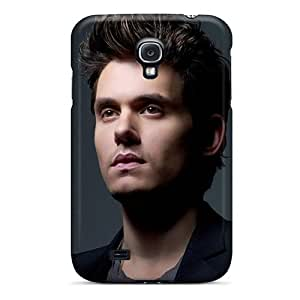 Fashion FMUUxGC5839eotrD Case Cover For Galaxy S4(singer John Mayer)