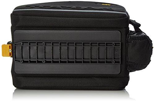 Topeak Rahmentasche MTX TurnkBag DX Gepäckträgertasche, schwarz, 36 x 25 x 29 cm, 12.3 Liter, TT9648B