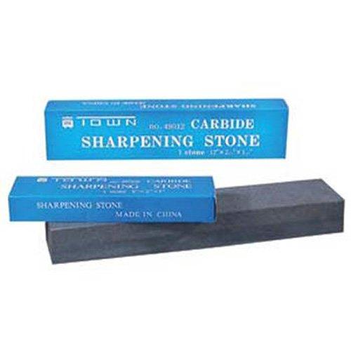 Town Food Service 49012 Large Carbide Sharpening Stone