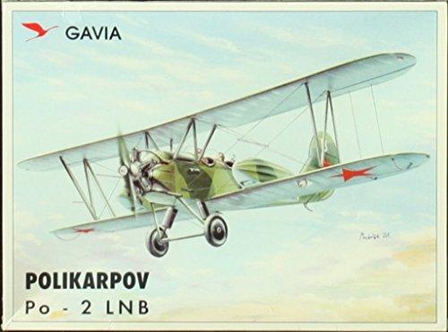 Gavia 1:48 Polikarpov Po-2 LNB Plastic Aircraft Model Kit - Kit Lnb