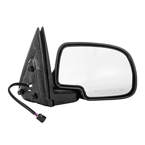 Dependable Direct Right Heated Mirror for 02-03 Avalanche, 2001-2002 Silverado, 2000-2002 Suburban (1500/2500), 2000-2006 Tahoe - Parts Link #: GM1321252