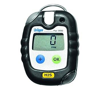 DETECTOR DRAGER PAC3500H2S | Detector de ácido sulfhídrico: Amazon.es: Industria, empresas y ciencia