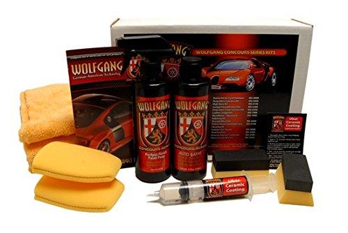 Wolfgang Uber Ceramic Coating (15cc Complete Kit)