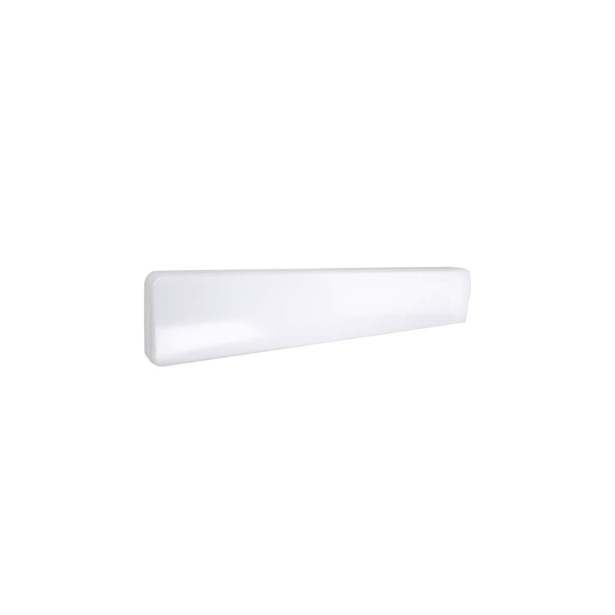 WAC Lighting WS-224G2-35-WT Flo Energy Star Bath Vanity Wall LED Bath Wall Light, 24 Inches