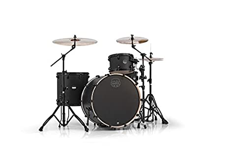 Mapex Mars Series 4-Piece Rock 24 Shell Pack Nightwood (Mapex Saturn 7 Piece)