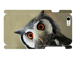 iPhone 6 cover case Animals Baby Owl by heat sublimation