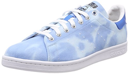 adidas Men's Originals Stan Smith Sneaker (9 M US, Blue-Light Blue)