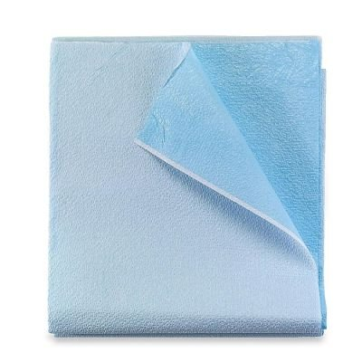 TIDI Products 980929  Everyday Equipment Drape/Stretcher Sheet, Heavy, Tissue/Poly, 40