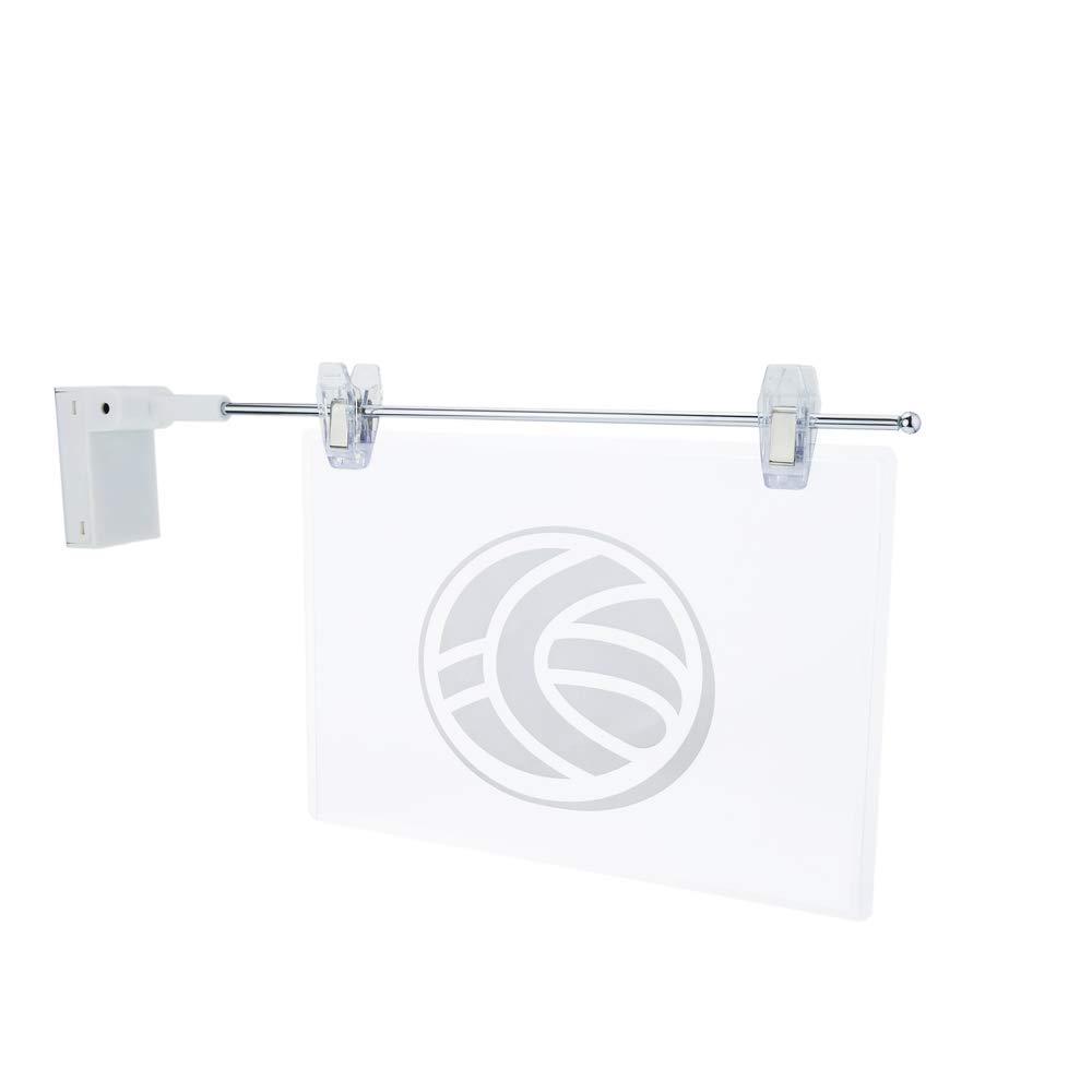 PrimeMatik - Soporte magnético para un cartel o anuncio con ...