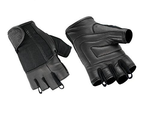 DeerSoft Fingerless Summer Touring Choppers - Co Car Touring