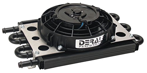 (Derale 15830 Econo-Cool Remote Cooler)
