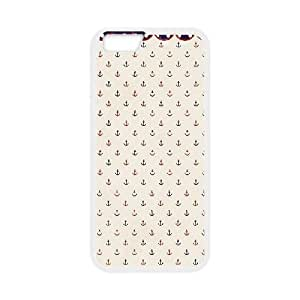 iPhone 6 4.7 inch White Phone Case Anchor Rational Cost-effective Surprise Gift Unique WIDR8611001266
